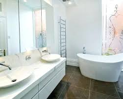 Bathroom Tile Ideas Houzz Bathroom Ideas Houzz Exle Of A Transitional Black And White