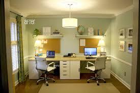 Study Office Design Ideas 2 Desk Office Layout Best 25 Double Desk Office Ideas On
