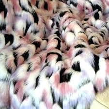 light pink fur blanket pink fur throw lilac light faux blanket thechowdown