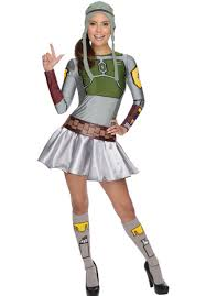female boba fett costume star wars costumes for ladies escapade uk
