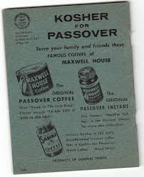 haggadah maxwell house happy passover paper dolls for boys