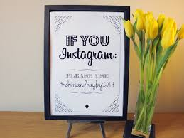wedding instagram so awesome if you instagram fb use signs are a