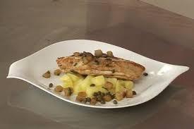 comment cuisiner de la raie recette de aile de raie aux câpres facile et rapide