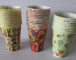 dixie cup etsy