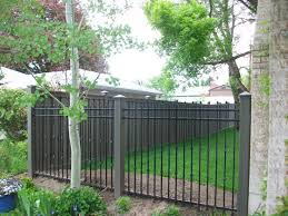 Top  Best Composite Fencing Ideas On Pinterest Plastic - Backyard fence design