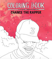 coloring book chance chance the rapper s coloring book gets actual coloring book