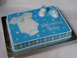 baby boy cakes for baby shower baby shower cakes for a boy cake ideas