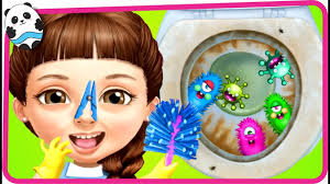 sweet baby cleanup 5 messy house makeover fun game for