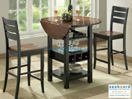 oval pub table set bring style and function to your casual bar or dining area with this