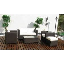 Wicker Outdoor Furniture Temple  Webster - Rattan outdoor sofas