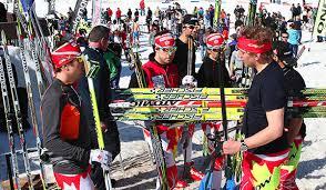 canap駸 tissus haut de gamme ce que disent les entraîneurs skieurs