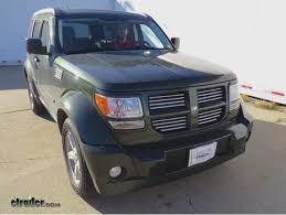 Dodge Nitro Custom Interior Trailer Wiring Harness Installation 2010 Dodge Nitro