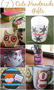 and easy handmade gift ideas the crafty stalker