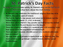 happy st s day some random facts about st s