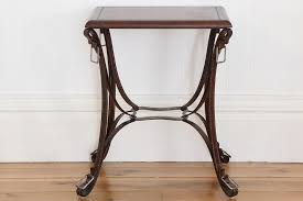 Metal Bedside Table Wrought Iron Bedside Tables Ideas Nightstands Bedroom Eclectic