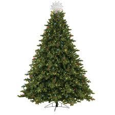 tree sears pre lit trees db alberta spruce