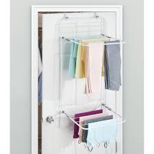 amazon com interdesign brezio over door space saver clothes