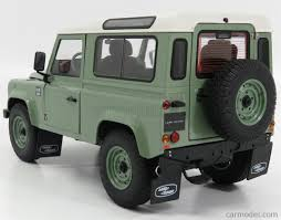 green land rover defender kyosho 08901ggr scale 1 18 land rover land new defender 90