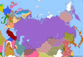 former soviet union map creation of the soviet union historical atlas of russia 30