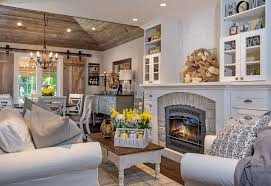 farmhouse livingroom farmhouse chic living room home design