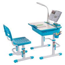 Desk And Chair For Kids by Best Desk Height Adjustable Children Desks Chairs Ergonomic