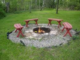 Firepit Stones Uncategorized Fantastic Home Pit Designs