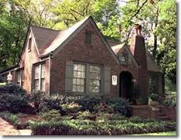 one story brick tudor revival bungalow she u0027s a brick house
