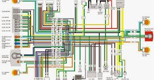 skema kelistrikan motor diagram kelistrikan tiger revo is part of