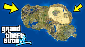Huge World Map by Gta 6 Huge Usa Map 10 Things We Want To See In Gta 6 Gta Vi