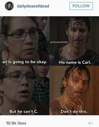 Twd Memes - arl the walking dead know your meme