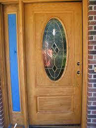 Refinish Exterior Door Refinishing Exterior Oak Door Woodworking Talk Woodworkers Forum
