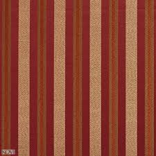 Upholstery Fabric Striped Regal Beige And Burgundy Inch Wide Stripe Damask Upholstery Fabric