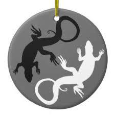 lizard decor ornaments keepsake ornaments zazzle