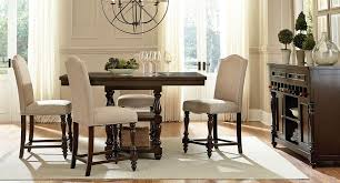 counter high dining room sets mcgregor counter height dining room set standard furniture