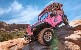 pink kids jeep pink jeep tours sedona