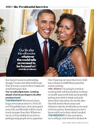 the presidential interview the obamas talk to sabiacoruja