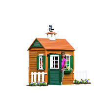 Big Backyard Playsets by Big Backyard Bayberry Playhouse P280050 The Home Depot