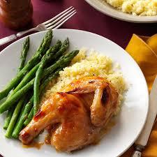 thanksgiving dinner recipes for four taste of home