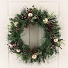 artificial wreath christmas wreaths u0026 garlands target