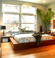 zen bedroom arrangement invoking tranquility with the zen