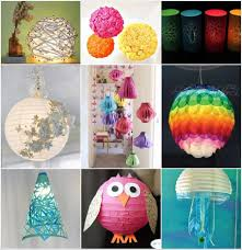 Diy Lantern Lights 20 Amazing Diy Paper Lanterns And Ls