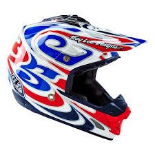 motocross helmet design troy lee designs se3 reflection white helmet available at