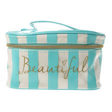 makeup bag turquoise beautiful makeup bag s us