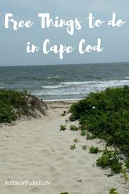 free things to do in cape cod boston on budget