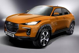 hyundai compact cars hyundai targets the nissan juke with new baby suv auto express