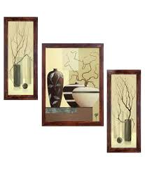 ray decor abstract wall painting with frame buy ray decor