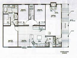 floor plans with porches skillful design 4 bungalow house plans with porches floor screened