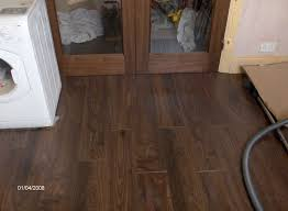 Kitchen Floor Laminate Kitchen Flooring Porcelain Tile Laminate Floor In Fabric Look