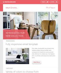 top 10 responsive html email marketing newsletter templates