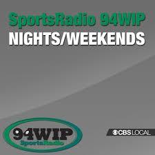 94 1 Wip Philadelphia Sports Radio Audio Cbs Philly